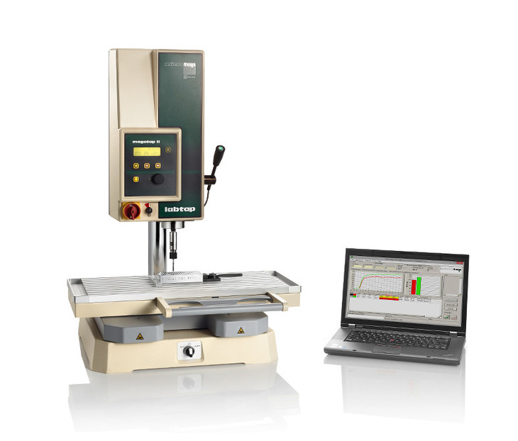 TTT Tapping Torque Test System by microtap GmbH :: TTT-System